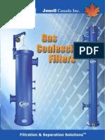 Gas Coalescing Brochure