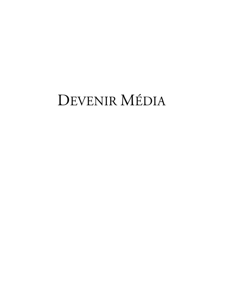 Olivier Blondeau   Laurence Allard - Devenir Media 711a7e80ba0