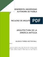 Reseña America Antigua