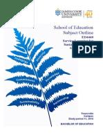 ED4460 subject outline 2010.doc