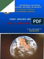 1 GEOLOGIA - La Tierra Como Planeta