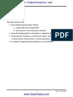 CE2202 - Mechanics of Fluids