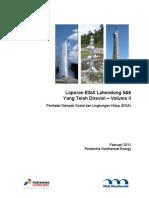 Lahendong 56 Revised Esia Report - Volume II Indonesia