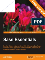 Sass Essentials - Sample Chapter