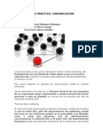 CASO PRÁCTICO1 Comunicación Liderazgo
