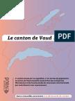 Canton Vaud at a Glance