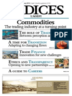 Indices Commodities February 2014