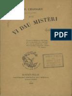 Lou vi dau mistèri = Le vin du mystère / P. Chassary