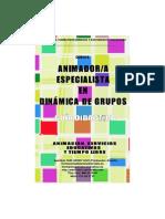 Guia Didactica Animador Dinamica de Grupos