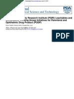 PQRI EanL Strategy Article.pdf