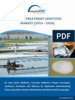 Water Treatment Additives Market.
