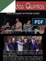 Apresentação Ciclo Das Quintas