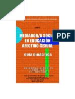 Curso Sexualidad. Guia Didactica