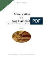· Manuscritos de Nag Hammadi · Textos Custodios Del Cristianismo Primitivo Olvidado · HT Elpizein · Ediciones Epopteia ·