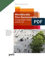 Tax Summaries 2014-2015 GANA