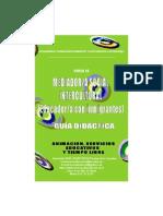 Curso Mediador Intercultural. Guia Didactica