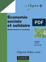 Economie Sociale Et Solidaire - Gouvernance Et (1)