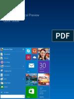 Manual de utilizare Windows 10