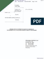 Thomas H. Lee Equity Fund V, L.P. et al v. Mayer, Brown, Rowe & Maw L.L.P. - Document No. 23