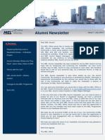 MEL Alumni Newsletter Issue 1, July 2015.pdf