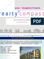 New Projects in Bangalore by Realty Compass