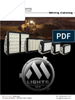 Mining Lights Catalog
