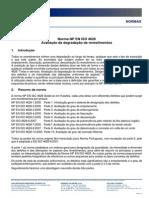 NP en ISO 4628 - Avaliação Da Degradação Dos Revestimentos