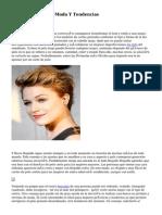 Revista On line De Moda Y Tendencias