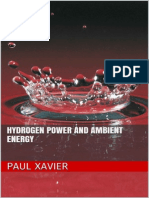 Hydrogen Power and Ambient Energy