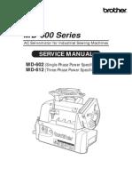 MD 602 MD 612 GB