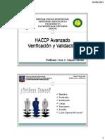 HACCP AVANZADO