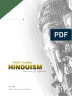 Understanding Hinduism DC Rao