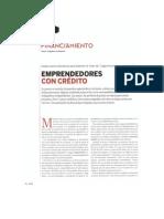 Bank Magazine - Emprendedores con crédito