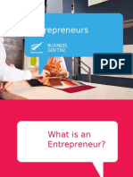 An Overview of Entrepreneurs