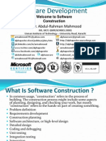 Software Construction - Metaphors