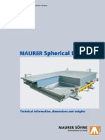 Prosp MAURER Spherical Bearings En