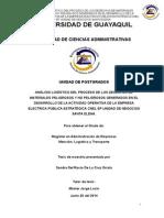 iNVESTIGACIÓN DE CONTAMINACIÓN AMBIENTAL