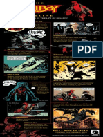 Official Hellboy Timeline