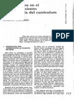 Alonso-Sociología Del Curriculum