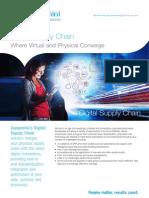 A4 Digital Supply Chain Brochure