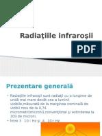 radiatiile infrarosii