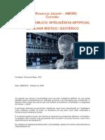 Sinopse - Inteligência Artificial - Divulgada