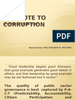 Antidote to Corruption.presentation