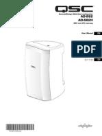 Ads82 Multi Manual