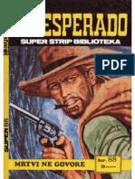 EL Desperado SSB 088 08 - Mrtvi Ne Govore