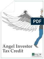 Angel Investor Tax Credit Primer