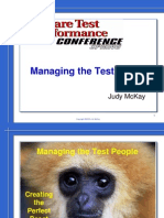 Managing the Test People Full Day