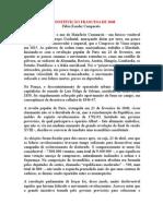 A Constituição Francesa de 1848
