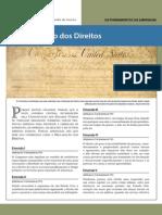 A Declaração dos Direitos