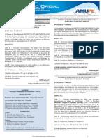Diário dos Municípios de PE, 31/07/2015